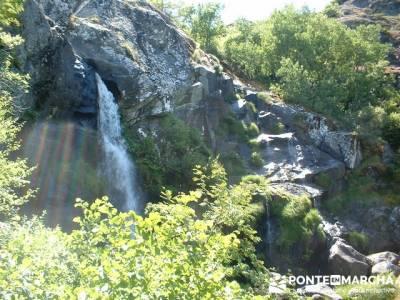 Ruta Lago de Sanabria - Cascada de Sotillo; sierra de gredos senderismo